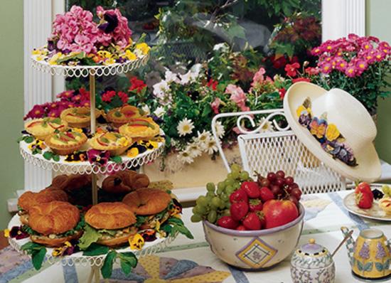Tea party in doddington gardens wow mums - Bon de reduction alice garden ...