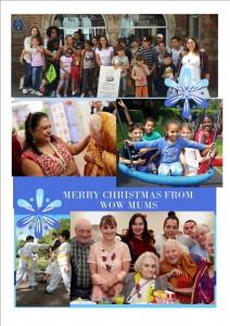 WoW Christmas card 2015